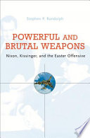 Powerful and Brutal Weapons