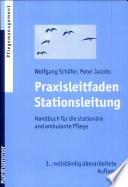 Praxisleitfaden Stationsleitung