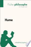 Hume  Fiche philosophe