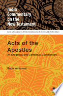 ICNT  Acts of the Apostles