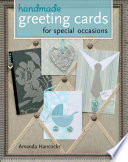 Handmade Greeting Cards for Special Occasions