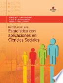 download ebook introducción a la estadística con aplicación a las ciencias sociales pdf epub