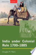 India under Colonial Rule  1700 1885