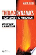 Thermodynamics book