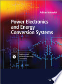 Power Electronics and Energy Conversion Systems  Fundamentals and Hard switching Converters