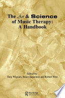 Art & Science of Music Therapy Taylor Francis An Informa