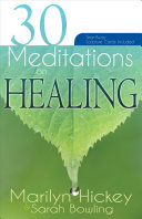 30 Meditations on Healing Your Healing Shall Spring Forth Speedily Isaiah