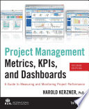 Project Management Metrics  KPIs  And Dashboards : project management performance with today's complex...