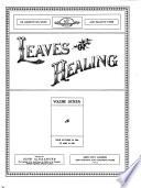 Leaves of Healing Book PDF