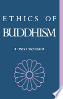 The Ethics Of Buddhism : of self-negation or even nihilism,...