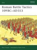Roman Battle Tactics 109BC   AD313