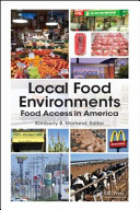 Local food environments
