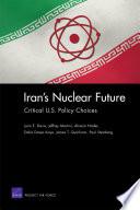 Iran s Nuclear Future