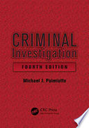 Criminal Investigation  Fourth Edition
