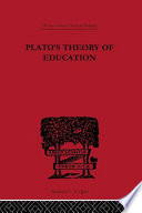 illustration Plato's Theory of Education