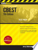 CliffsNotes CBEST  7th Edition