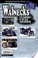 WALNECK'S CLASSIC CYCLE TRADER, JUNE 2003