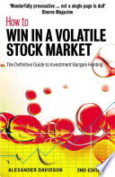 how to win in a volatile stock market