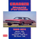 Charger Muscle Portfolio 1966 1974