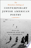 The Bloomsbury Anthology of Contemporary Jewish American Poetry