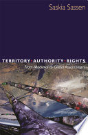 Territory  Authority  Rights