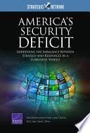 America s Security Deficit