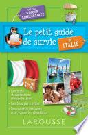 Le petit guide de survie en Italie  sp  cial s  jour linguistique
