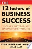 The 12 Factors Of Business Success