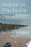 Suicide in Psychiatric Disorders