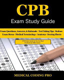 Cpb Exam Study Guide
