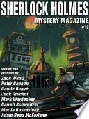 Sherlock Holmes Mystery Magazine #10