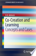 Co Creation and Learning