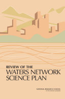 Review of the WATERS Network Science Plan
