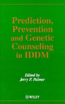 Prediction Prevention And Genetic Counselling In Iddm