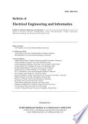 Bulletin of Electrical Engineering and Informatics