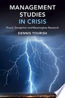 Management Studies in Crisis Book PDF