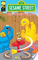 Sesame Street Comics  Many Friendly Neighbors