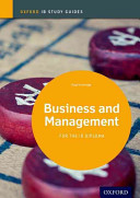 Business and Management  IB Study Guide