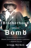 Book Brotherhood of the Bomb