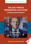 The 2017 French Presidential Elections