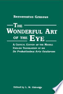 The Wonderful Art of the Eye