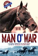 Man O'War Standard For Horse Racing Walter