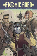 Atomic Robo  Vol  11  Atomic Robo and the Temple of Od