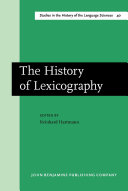 download ebook the history of lexicography pdf epub
