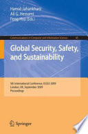 Global Security  Safety  and Sustainability