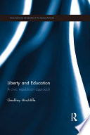 Liberty and Education