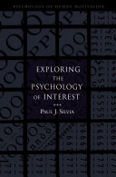 download ebook exploring the psychology of interest pdf epub