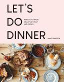 Let's Do Dinner Book