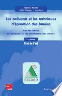 Les polluants et les techniques d   puration des fum  es