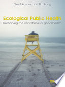 Ecological Public Health Drains Water Food And Housing